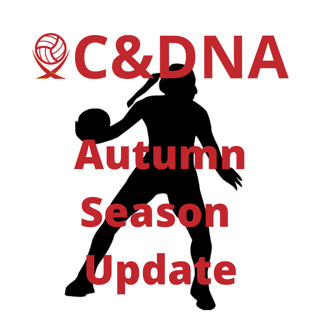 CDNA Update 6th November 2020 - 2021 Registrations